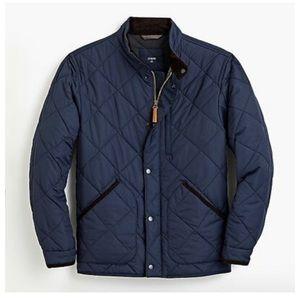 Jcrew Men's Walker Jacket Navy sz S 🔥NWT